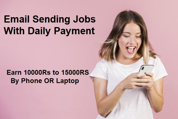 Email Sending Jobs With Daily Payment