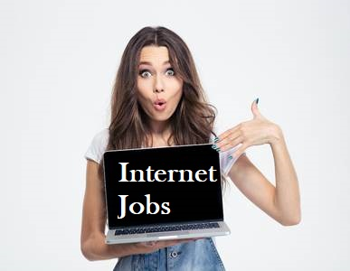 Internet Jobs – Work from home jobs