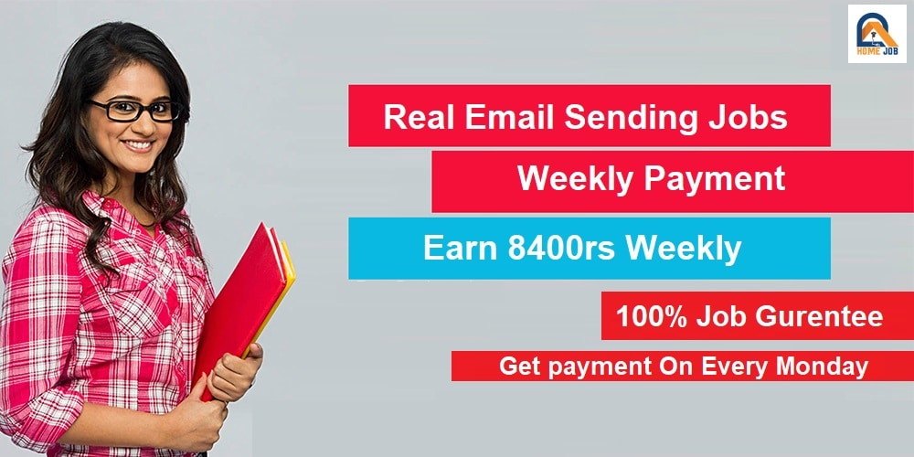 Real Weekly Payment Email Sending Jobs