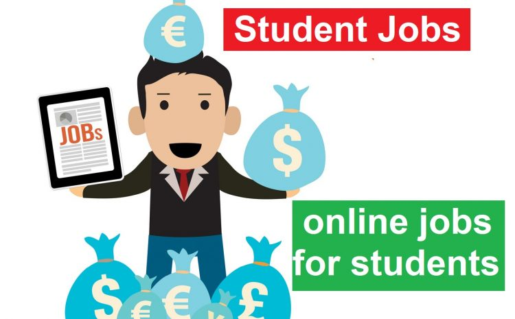 Student Jobs | online jobs for students in india