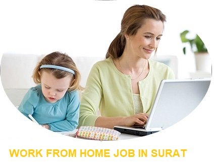 Work from Home in Surat