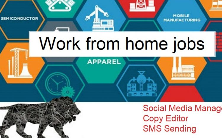 work from home jobs government certified