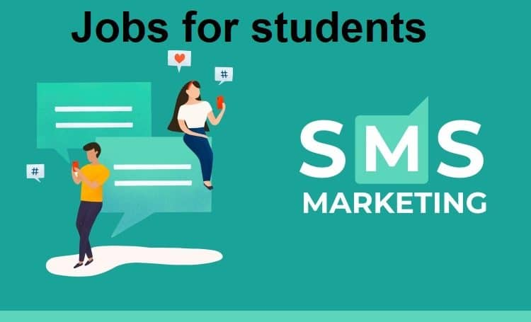 sms sending jobs for students without investment